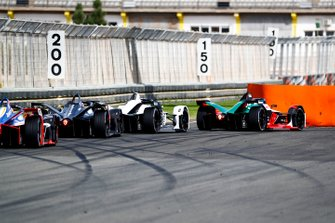 Daniel Abt, Audi Sport ABT Schaeffler, Audi e-tron FE06 Edoardo Mortara, Venturi, EQ Silver Arrow 01, Sébastien Buemi, Nissan e.Dams, Nissan IMO2
