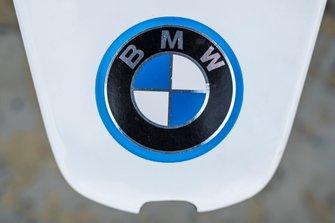 Dettaglio del musetto di una BMW I Andretti Motorsport
