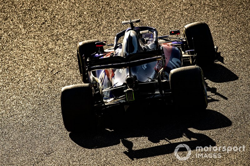 Daniil Kvyat, Toro Rosso: 6 puan