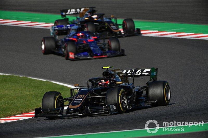 4º: Kevin Magnussen, Haas F1 Team VF-19