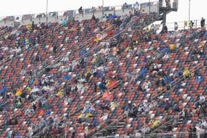 Fans rain delay