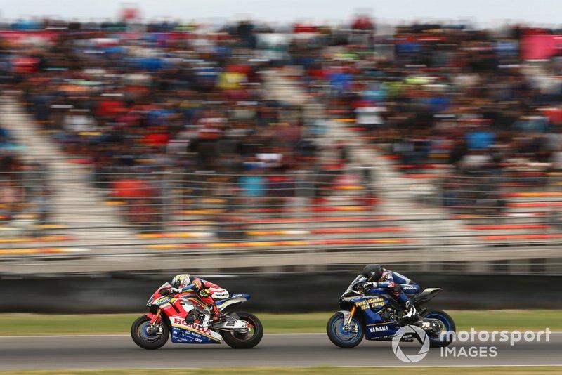 Leon Camier, Honda WSBK Team, Loris Baz, Althea Racing