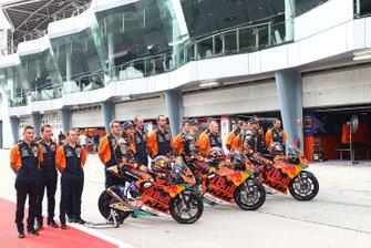 Ajo KTM team group photo