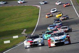 #35 Walkenhorst Motorsport BMW M6 GT3: Rudi Adams, Jörn Schmidt-Staade, Jordan Tresson