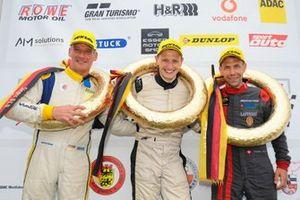#806 Cupra TCR: Matthias Wasel, Roland Schmid, Frederic Yerly