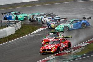 #2 GetSpeed Performance Mercedes-AMG GT3: Dominik Baumann, Fabian Schiller