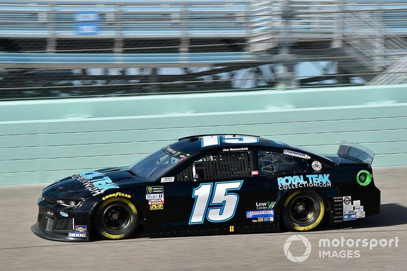 Joe Nemechek, Premium Motorsports, Chevrolet Camaro Royal Teak Collection.com