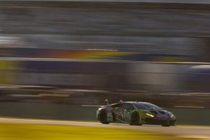 #19 GEAR Racing powered by GRT Grasser Lamborghini Huracan GT3, GTD: Christina Nielsen, Katherine Legge, Tatiana Calderon, Rahel Frey