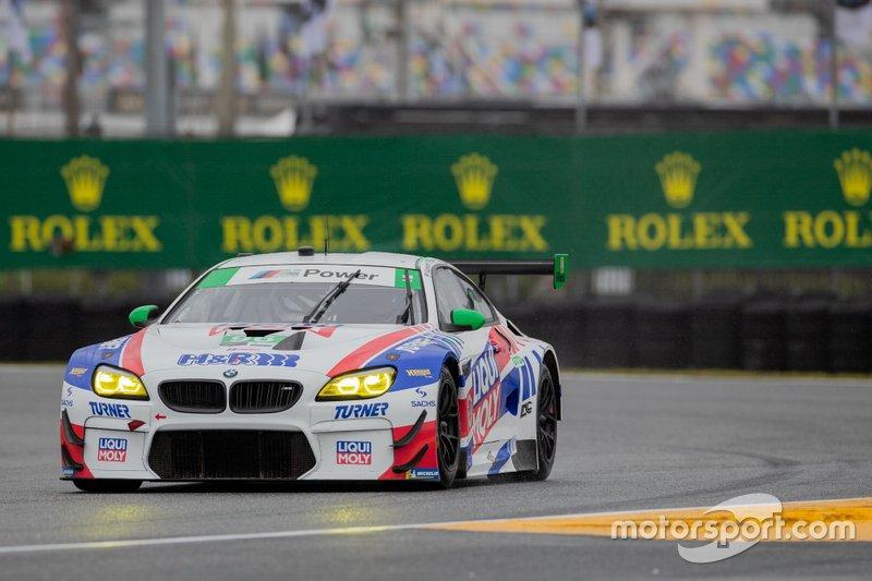 #96 Turner Motorsport BMW M6 GT3: Bill Auberlen, Robby Foley, Dillon Machavern, Jens Klingmann