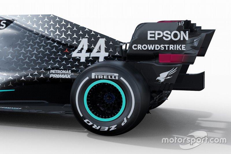 Mercedes: W11