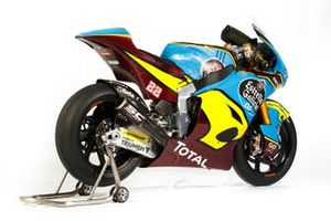 La moto de Sam Lowes, Marc VDS Racing