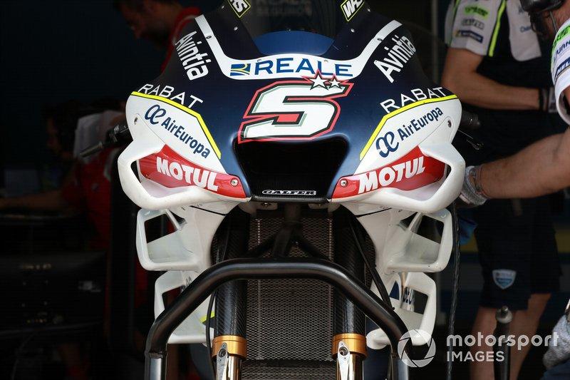 5 - Johann Zarco, Avintia Racing's Ducati