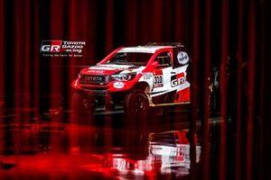 Toyota Gazoo Racing Toyota Hilux