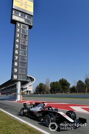 Kevin Magnussen, Haas F1 Team VF-20