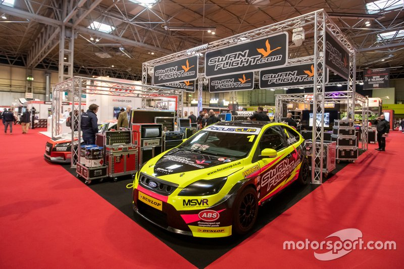 Day 2 of the 2020 Autosport International Show, National Exhibition Centre, Birmingham, England