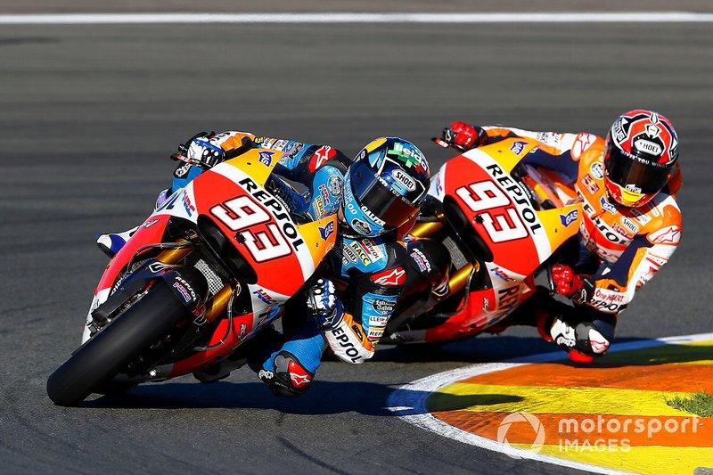 Alex Marquez, Marc VDS Racing, Marc Marquez, Repsol Honda Team