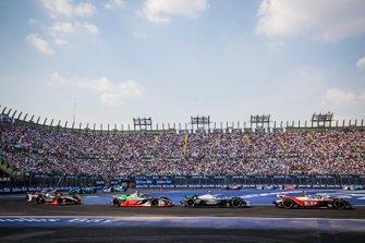 Edoardo Mortara, Venturi, EQ Silver Arrow 01 Stoffel Vandoorne, Mercedes Benz EQ, EQ Silver Arrow 01, Lucas Di Grassi, Audi Sport ABT Schaeffler, Audi e-tron FE06