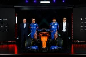 Carlos Sainz y Lando Norris, al inicio de la temporada 2020 dan una media de 22,5 años a McLaren