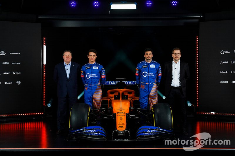 McLaren: 22,5 años de media