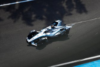 Nyck De Vries, Mercedes Benz EQ, EQ Silver Arrow 01