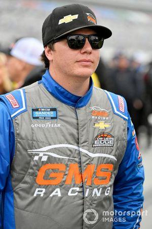 Sheldon Creed, GMS Racing, Chevrolet Silverado Chevy.com /Trench Shoring