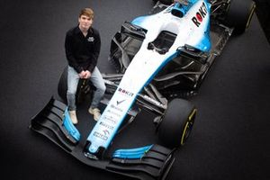 Dan Ticktum, pilote de développement Williams