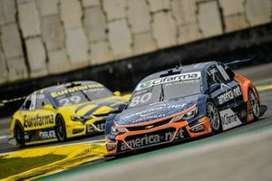Marcos Gomes e Daniel Serra - Final da Stock Car em Interlagos