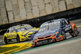 Marcos Gomes e Daniel Serra - Final da Stock Car em Interlagos