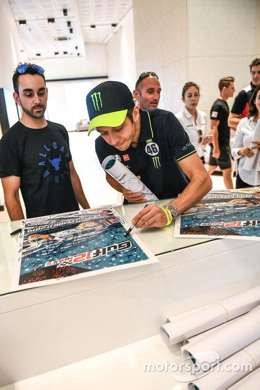 Valentino Rossi, Monster VR46 Kessel