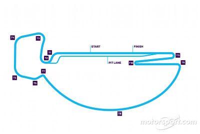 Cambio trazado pista de Santiago ePrix