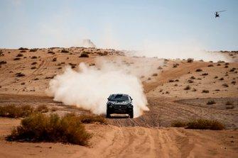 #301 Borgward Rally Team BX7 EVO: Nani Roma, Daniel Oliveras Carreras