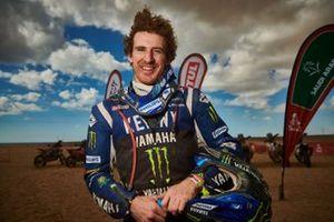 #10 Monster Energy Yamaha Rally Team: Xavier De Soultrait