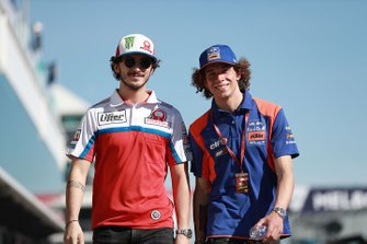Francesco Bagnaia, Pramac Racing, Marco Bezzecchi, Tech 3