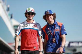 Francesco Bagnaia, Pramac Racing, Marco Bezzecchi, Tech 3