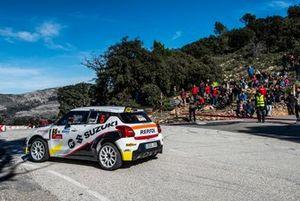 Joan Vinyes - Jordi Mercader (Suzuki Swift Sport R+ N5)