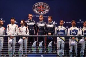 #22 United Autosports Oreca 07 Gibson - Philip Hanson, Filipe Albuquerque, Paul di Resta