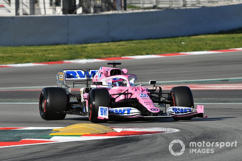 Lance Stroll, Racing Point RP20