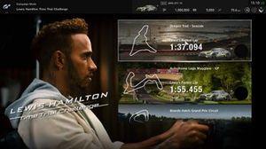 Скриншоты из компьютерной игры Gran Turismo после обновления до версии 1.50