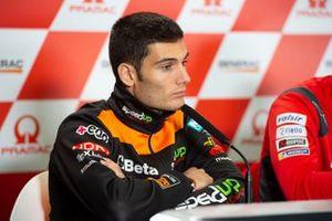 Polesitter Jorge Navarro, Speed Up Racing