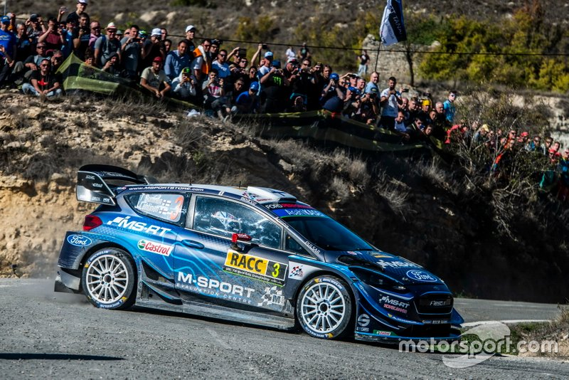 #3 Teemu Suninen, M-Sport Ford