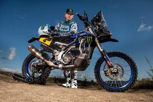Adrien Van Beveren, Yamaha WR 450F