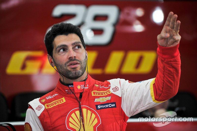 #28 - Galid Osman - Crown Racing Shell (Cruze)