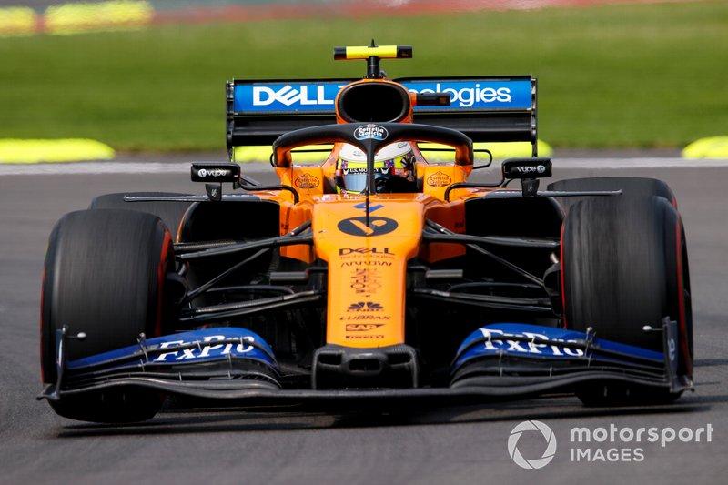 Пилоты McLaren в четвертый раз подряд вдвоем прошли в третий сегмент квалификации. Это случилось с британской командой впервые за пять лет – последний раз такой результат был зафиксирован в 2014 году