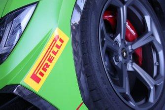 Lamborghini Urus ST-X, ruota