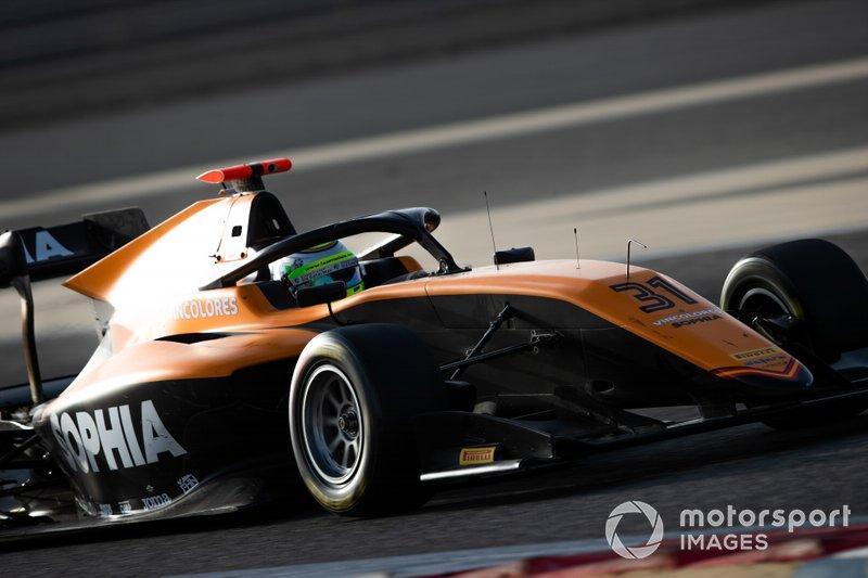 Sophia Flörsch, Campos Racing