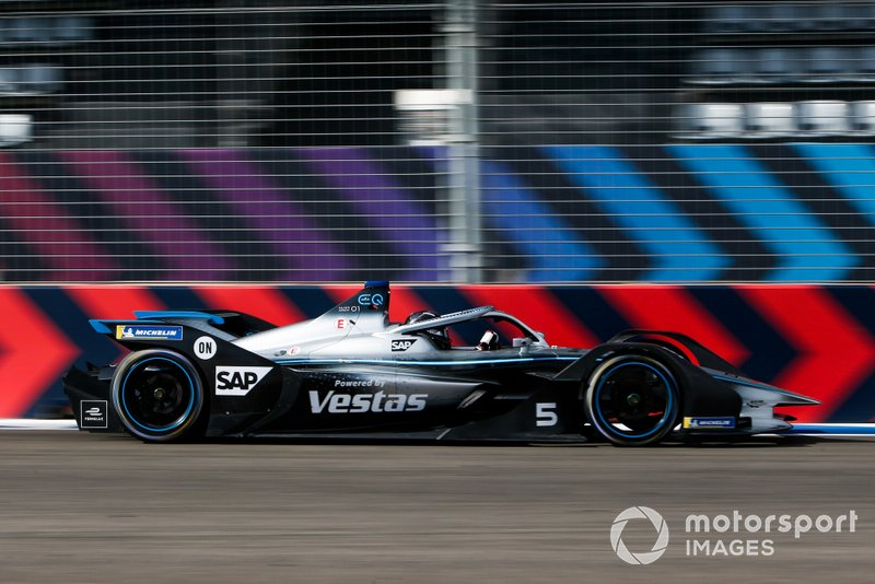 Dani Juncadella, Mercedes Benz EQ, EQ Silver Arrow 01