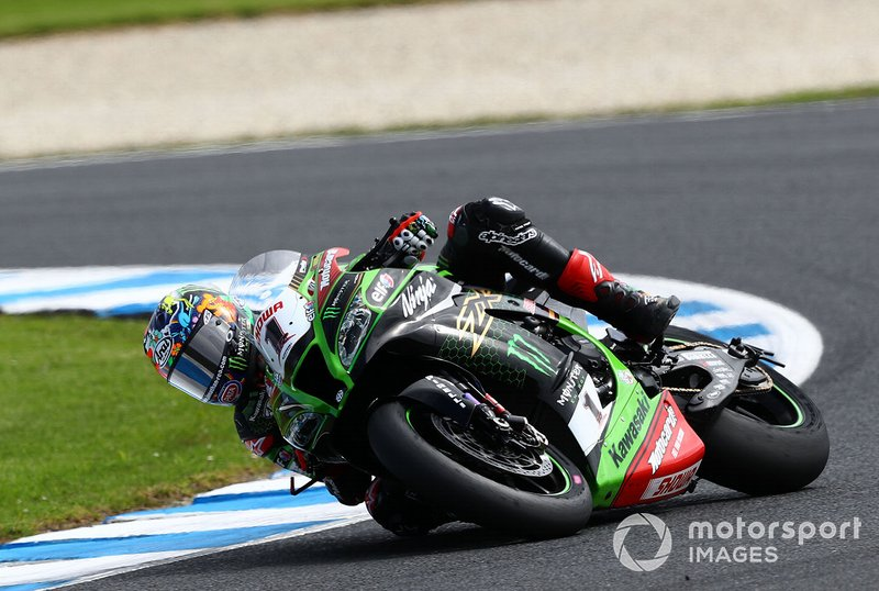 Jonathan Rea, Kawasaki Racing Team