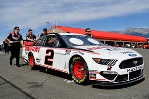 Brad Keselowski, Team Penske, Ford Mustang Discount Tire/Americas Tire