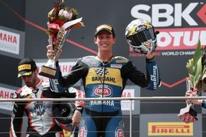 Race winner Andrea Locatelli, BARDAHL Evan Bros. WorldSSP Team