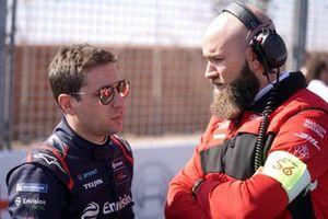 Robin Frijns, Virgin Racing, op de grid